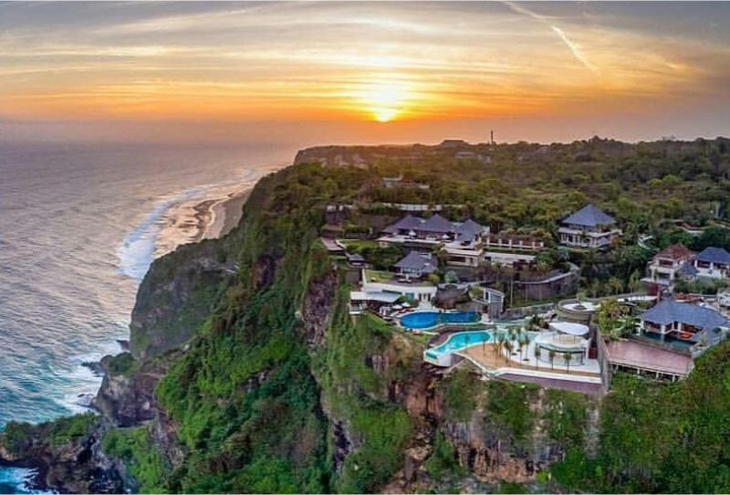 The Edge Resort Second Stage Pecatu – Bali